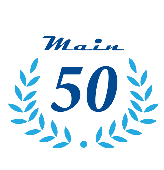Main Software 50 Award